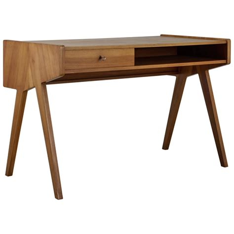small wooden desk small wooden writing desk helmut magg small wooden
