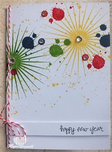 new year greeting card ideas handmade new year greeting cards 2016 pink lover