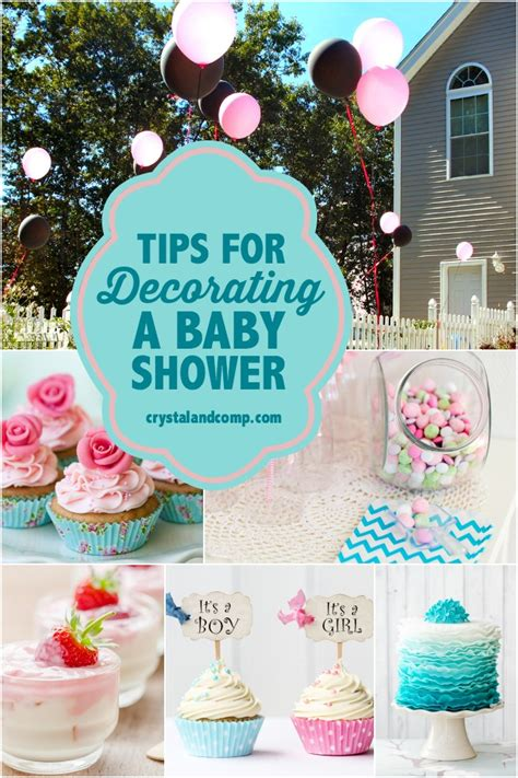 decoration ideas for baby shower tips for decorating a baby shower crystalandcomp