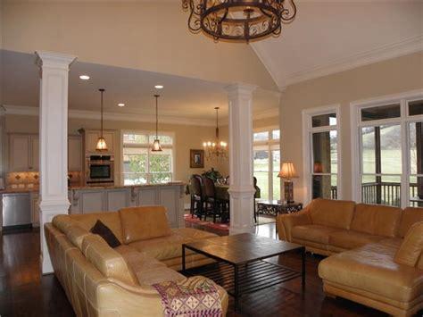 open kitchen living room floor plans 50 amazing open living room design ideas gravetics