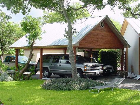 6 Car Carport by Two Car Carport 6 X 6 Cedar Support Posts With