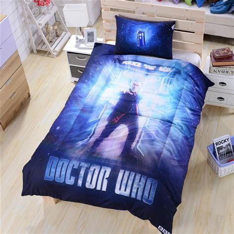 doctor who bedding sets doctor who 3d bedding set bedding usa aus uk suitable