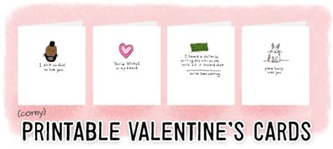 how to make a printable card free printable s day cards for the thrifty and