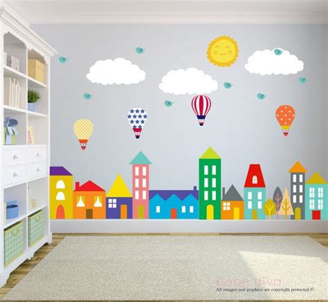 baby wall mural best 25 baby wall decals ideas on