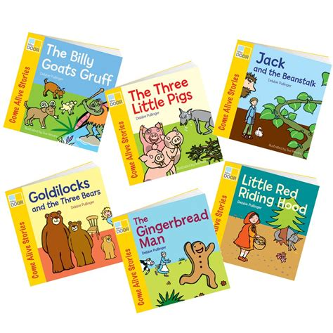 traditional picture books traditional tales big book set from early years resources uk
