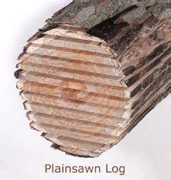 woodworking cuts how logs are cut jubinsky