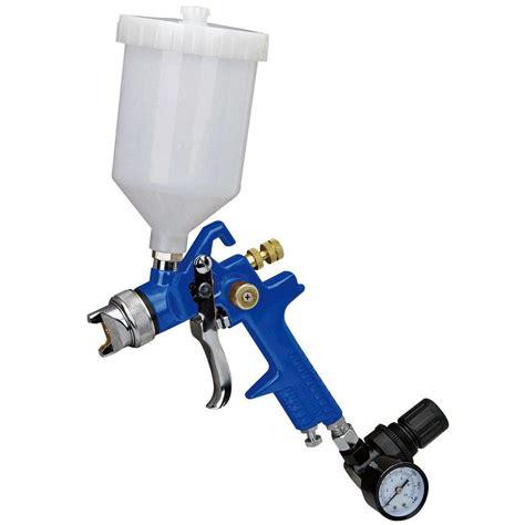 home depot paint spray guns speedway 20 oz gravity feed paint spray gun 45993 the