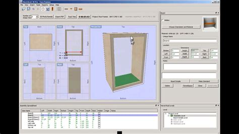 woodworking software woodworking furniture design software plans free