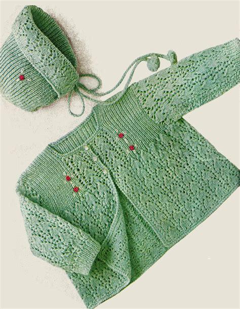 baby sweater designs knitting baby knitting pattern lace rib baby sweater knitting