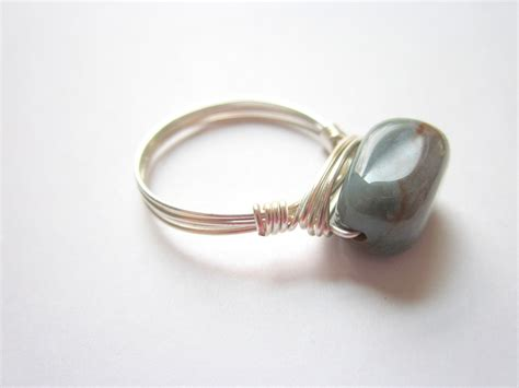 how to make wire jewelry rings wire wrapped emerging creatively jewelry tutorials