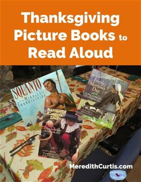 read aloud picture books thanksgiving picture books to read aloud meredith ludwig