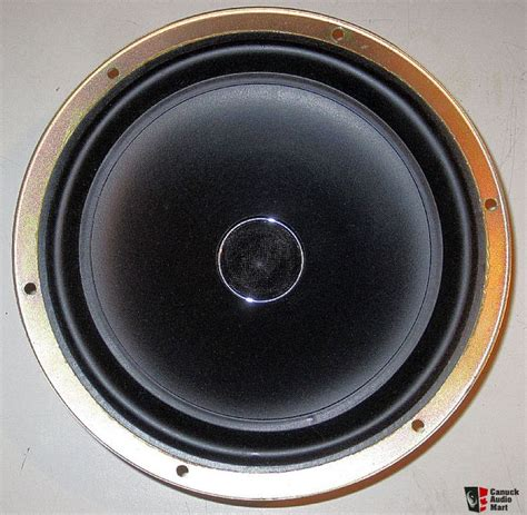 single kef sp1280 mb200 4ohm driver speaker low high
