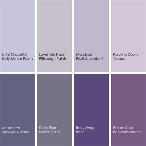 glow in the paint sherwin williams the 25 best purple paint colors ideas on