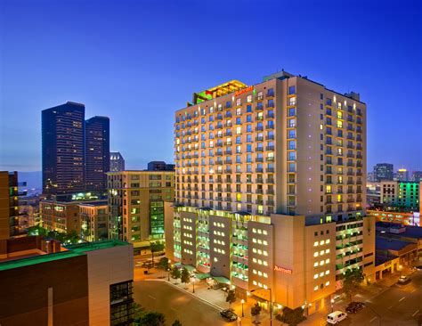 marriott san diego gaslamp quarter stanford hotels