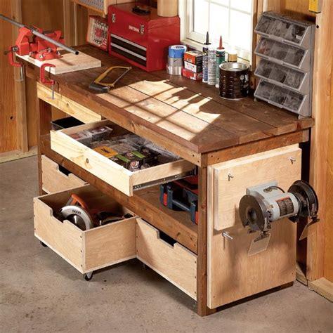 diy woodworking workbench woodwork diy workbench pdf plans