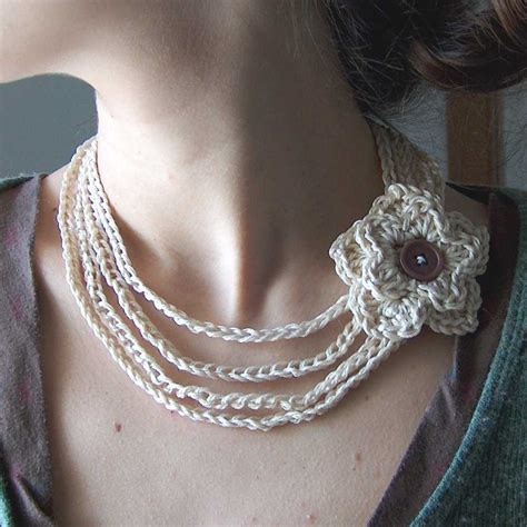 crochet jewelry crochet jewelry ideas for including 10 free