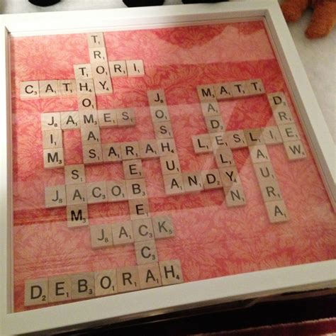 scrabble letter maker telling family tales 187 family tree