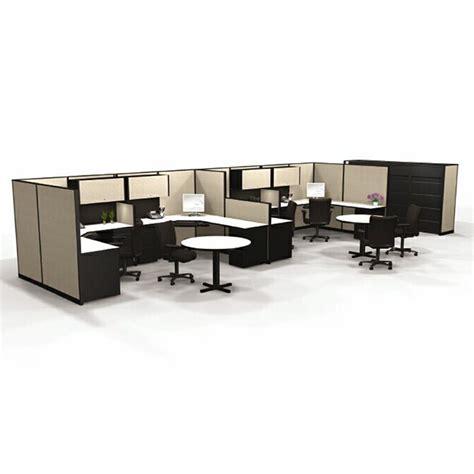 miller office furniture custom re manufactured herman miller modular office