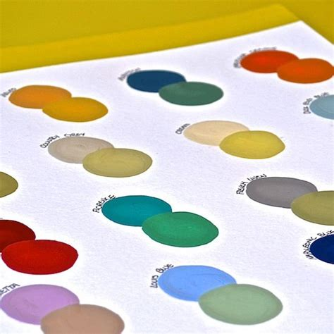 chalk paint mixed colors 17 best images about ascp colors tips ideas on