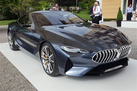 New Bmw 8 Series by It S Back Bmw Concept 8 Series Previews New Plush Coupe