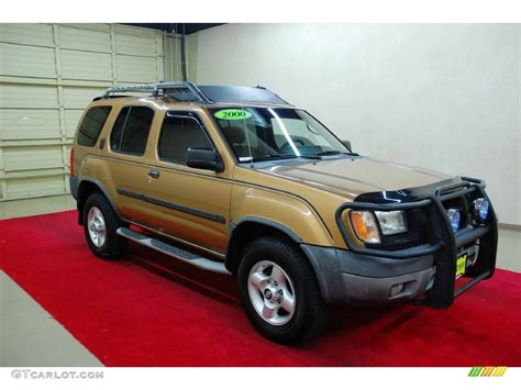 xterra paint colors 2000 gold metallic nissan xterra se v6 59689119