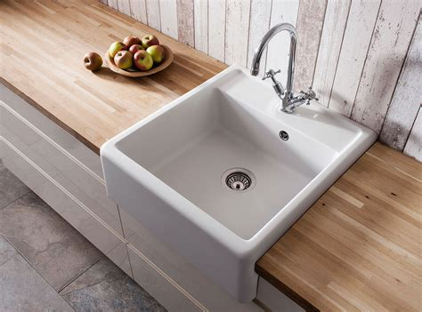 belfast kitchen sink belgravia semi inset belfast kitchen sink in belgravia