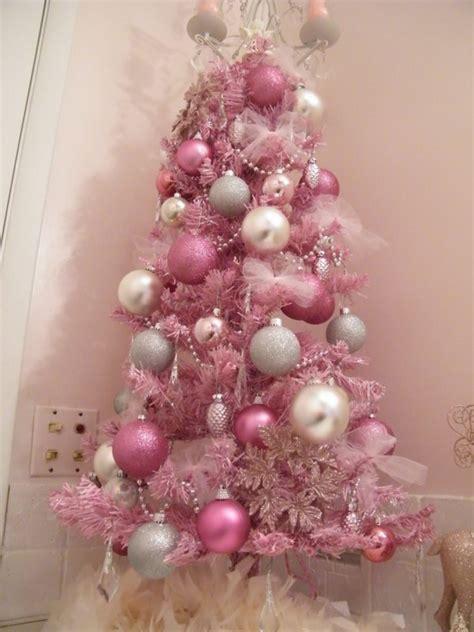 tree with pink decorations 20 amazing tree decoration ideas tutorials