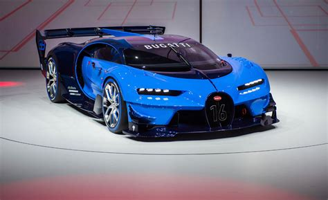 New Bugati by Today S Car New Bugatti Vision Gran Turismo