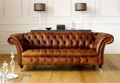 leather chesterfield sofas awesome chesterfield leather sofa advice for your home