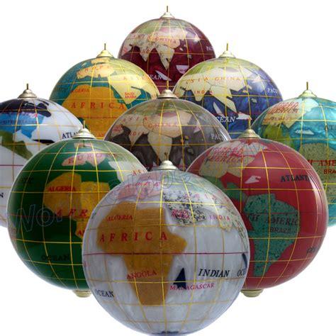 globe ornaments world globe ornaments images