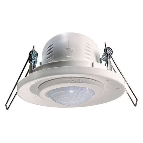 theben d 233 tecteur de pr 233 sence de plafond encastr 233 luxa 103 360 pas cher achat vente