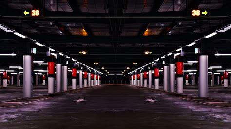 underground parking garage free photo parking garage empty underground free