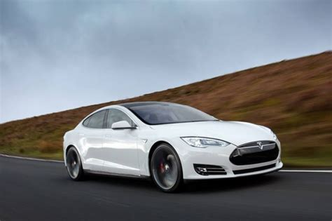 2014 Model S by Rent A White Tesla Model S In San Francisco Getaround