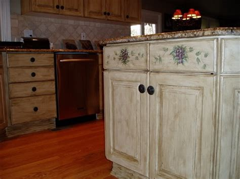 faux painting ideas for kitchen cabinets kitchen cabinet painting ideas faux painting kitchen el