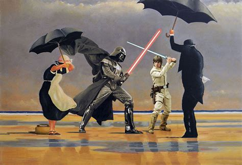 paint with a twist ta wars characters invade classical paintings