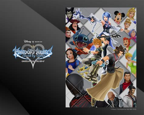 kingdom hearts birth by sleep unseen characters