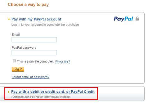 make paypal without credit card how to use paypal without creating a paypal account