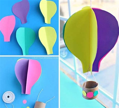 crafts for with paper 40 diy paper crafts ideas for