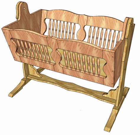 bassinet woodworking plans wood baby cradle plans free workshop projects and plans