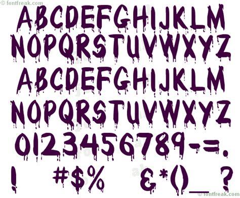 paint font fonts cool fonts to custom fonts typecouk