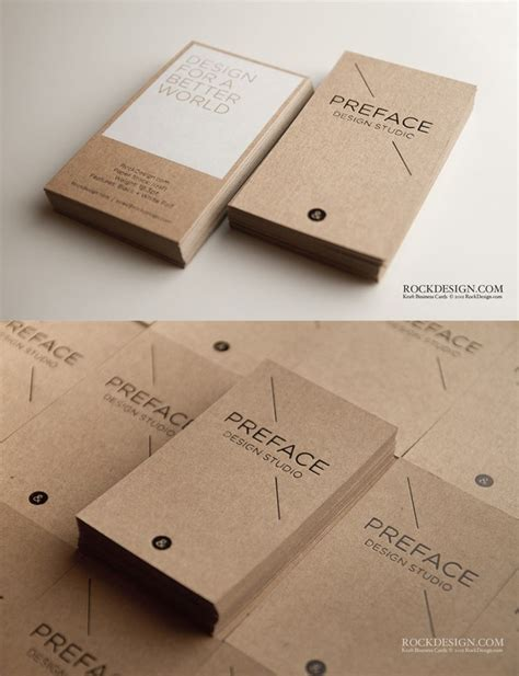 paper craft business business cards for andrea s notebook