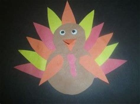construction paper thanksgiving crafts 17 best images about thanksgiving craft ideas on
