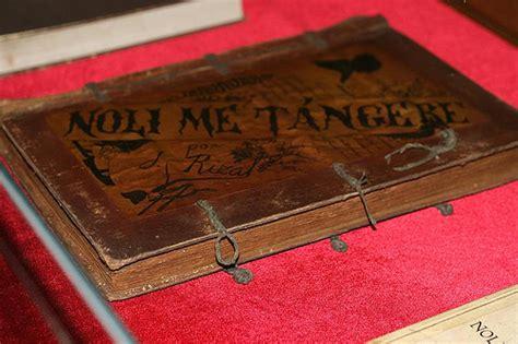 picture of noli me tangere book rizal s works jose rizal