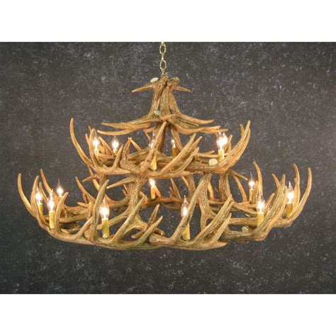 whitetail deer antler chandelier 30 whitetail antler cascade chandelier antler chandeliers