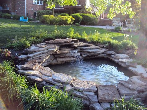 backyard pond ideas with waterfall 17 best ideas about small backyard ponds on
