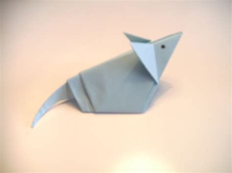 how to make an origami mouse origami mouse