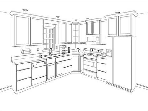 how to design a kitchen layout free www stroovi