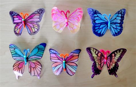 butterfly craft projects 10 recycled craft projects and recycling resources