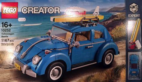 Lego Volkswagen Beetle by Lego Creator Expert 10252 Volkswagen Beetle Premiers