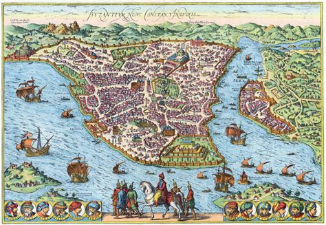 ottomans conquered constantinople history of the byzantine empire istanbul tour guide